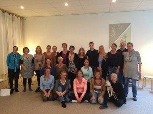 Auratouch aura- chakra opleiding 2014 A geslaagd!